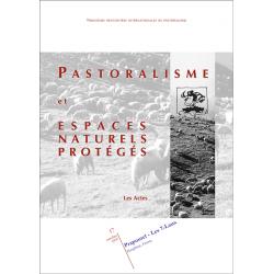 Pastoralisme et espaces naturels protégés