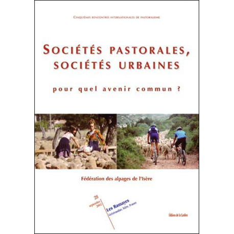 Sociétés pastorales, sociétés urbaines