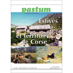Estives et territoires de Corse