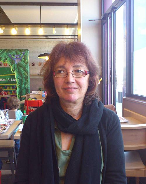Véronique Cambo