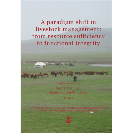 A paradigm shift in livestock management: from resource sufficiency to functional integrity