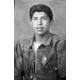 "Masayestewa ""Mac Bride"" Lomayestewa, fermier et chef spirituel hopi, vers 1947"