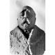 Photo du buste de Georges Clémenceau, coll. Raphaël Mérindol