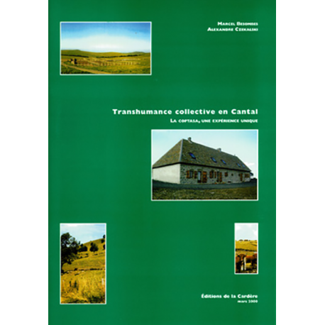 Transhumance collective en Cantal