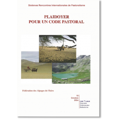 Pastoralisme au Nord et au Sud